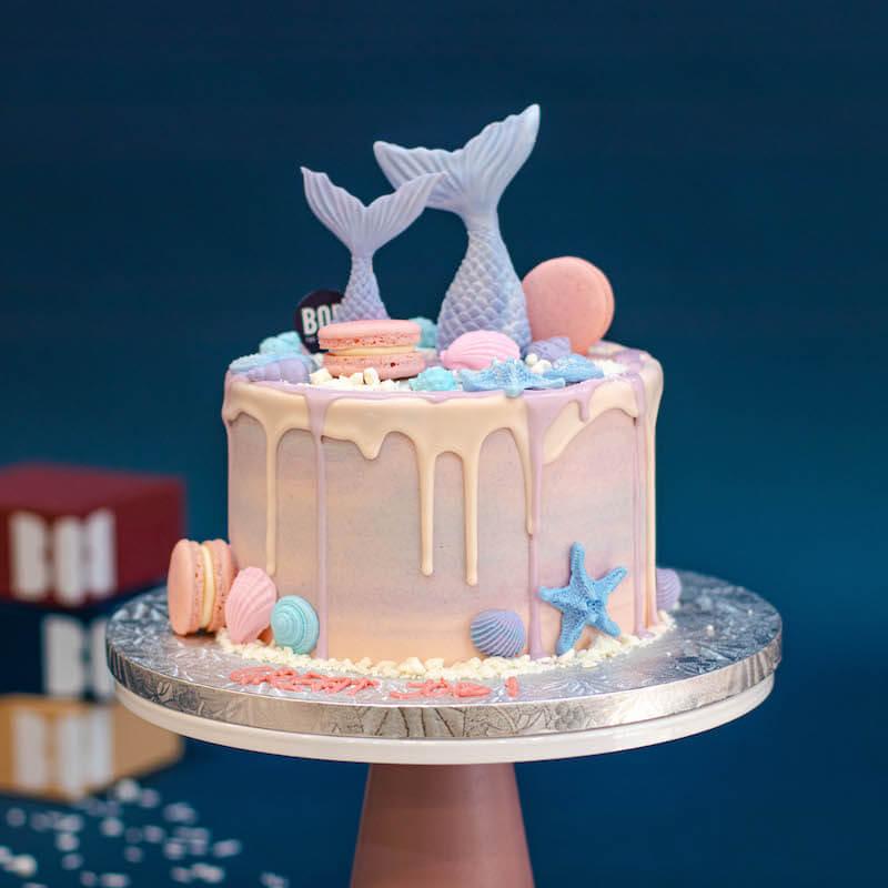 Magical Mermaid Cake in Paddlepop