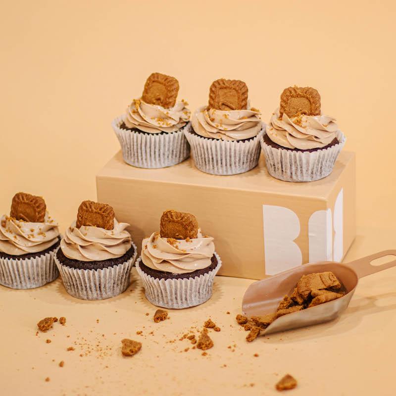 Basic Single Flavor Cupcakes (Dozen)