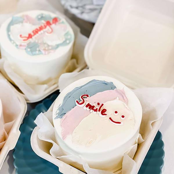 Korean bento cakes in singapore