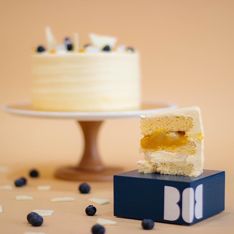 Brown Sugar Boba Milk cake singapore