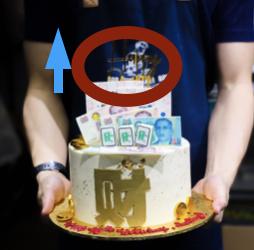 Money Pulling Cakes Singapore